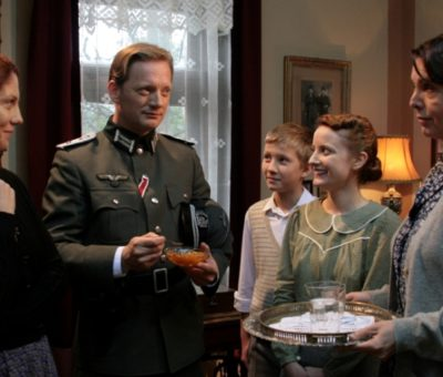 """U filmu """"Kako su me ukrali Nemci"""", pored Maše igra i njen brat Đorđe-Viktor"""